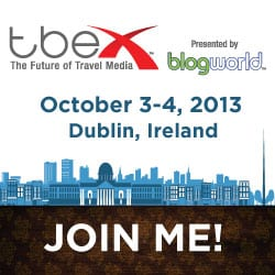 Join Me at TBEX!