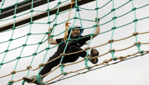 ~Experience the High Ropes
