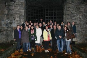 Haunted History Walking Tour