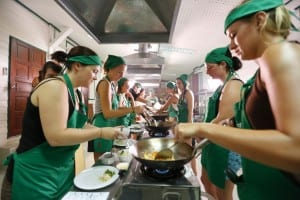 Thai Cooking class pic 3