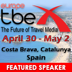 TBEX15 Featured Speaker