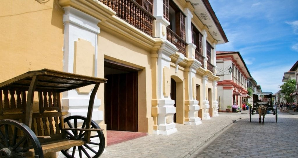 ILOCOS UNESCO WORLD HERITAGE TOUR