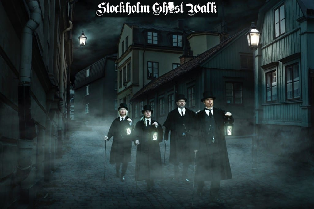 Tour 12 Stockholm Ghost Walk