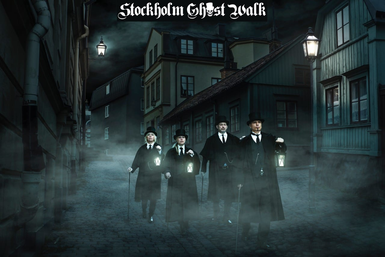 Stockholm Ghost Tour