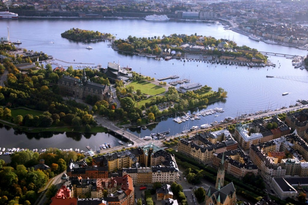 Tour 1a: Introduction to Stockholm