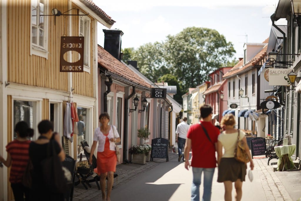 Tour 9 Sigtuna - Sweden's first town