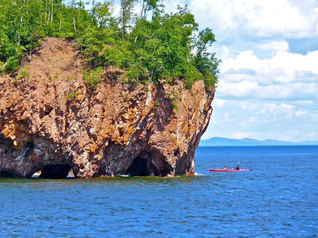 Kayaking on Lake Superior 1376626 Carol Cepress