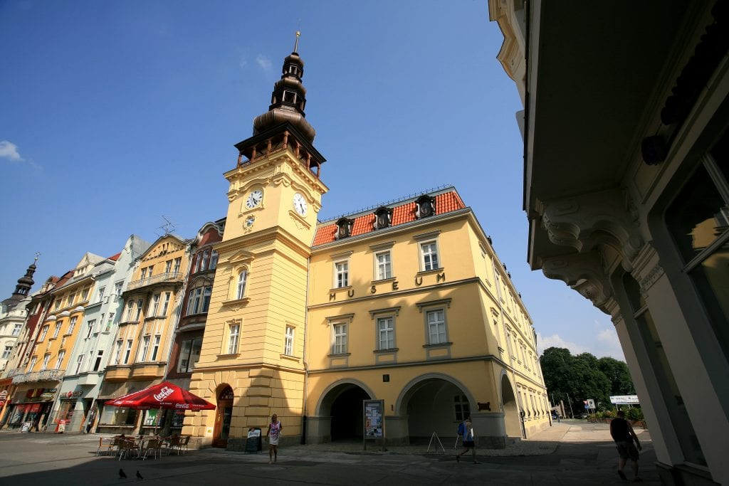 Ostrava speed dating shows over matchmaking