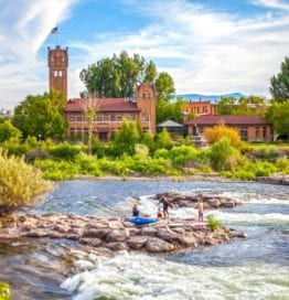 Culture, Craft Beer and Fresh Air in Missoula, Montana