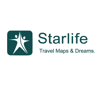 Starlife Travel Maps