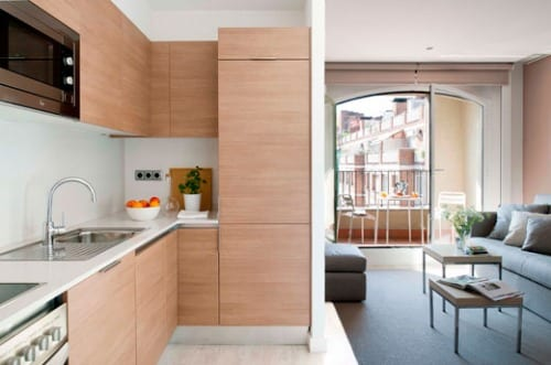 Eric Vokel apartments Barcelona & Madrid