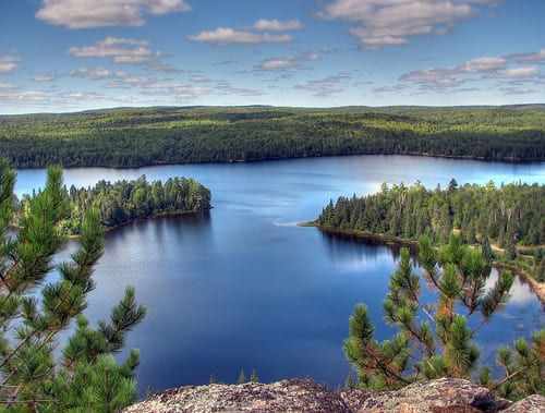 Algonuin Park - by ?ick Harris on Flickr