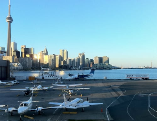 Toronto Billy Bishop Airport - by DearEdward on Flickr