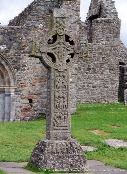 High Cross Clonmacnoise