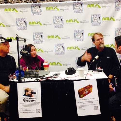 This Week in Travel records at NMX 2014