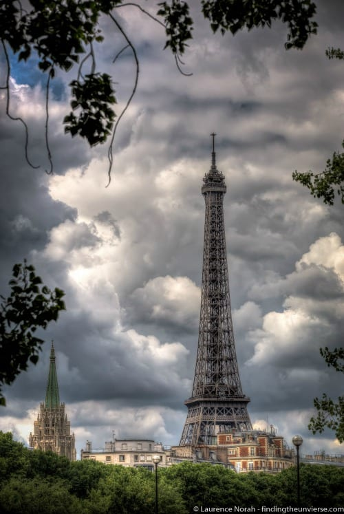 Eiffel Tower paris scaled