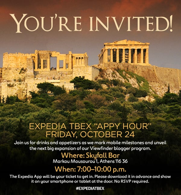 Expedia Appy Hour