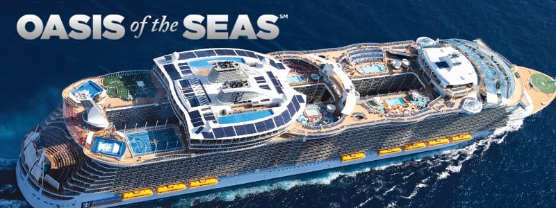 Royal Caribbean Cruise Line Oasis of the Sea