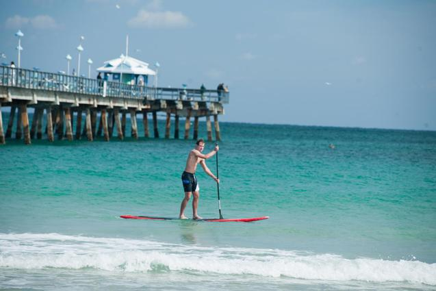 paddle boarding fort lauderdale