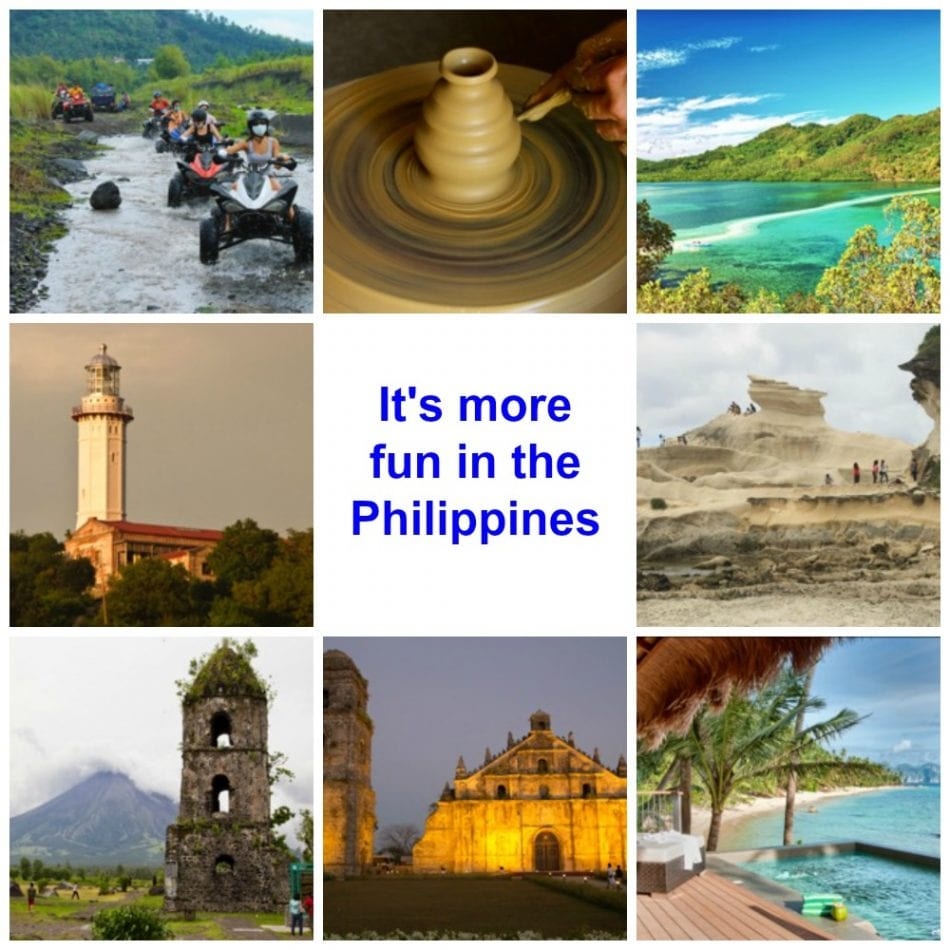 Philippines collage