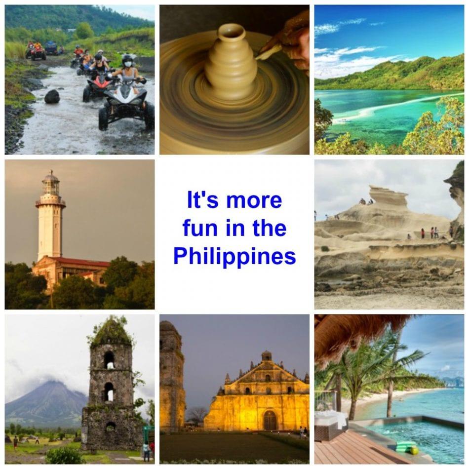 Philippines collage
