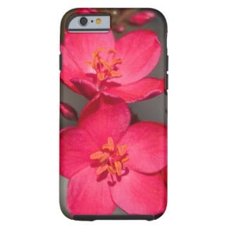 fiji flowers phone case