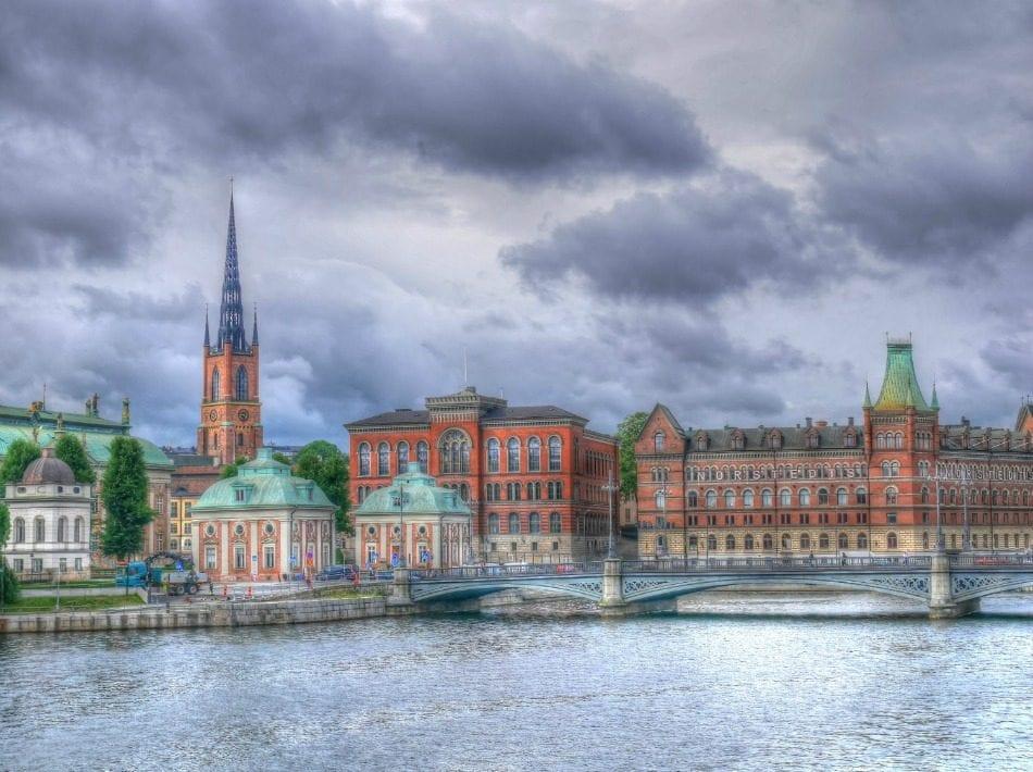 Stockholm neighborhood v2