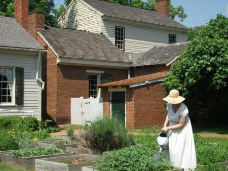 Huntsville's Constitution Village