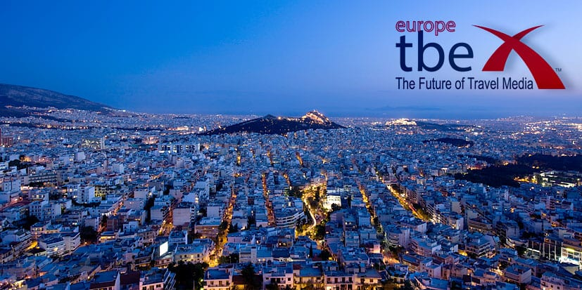 TBEX 2014 Athens, Greece