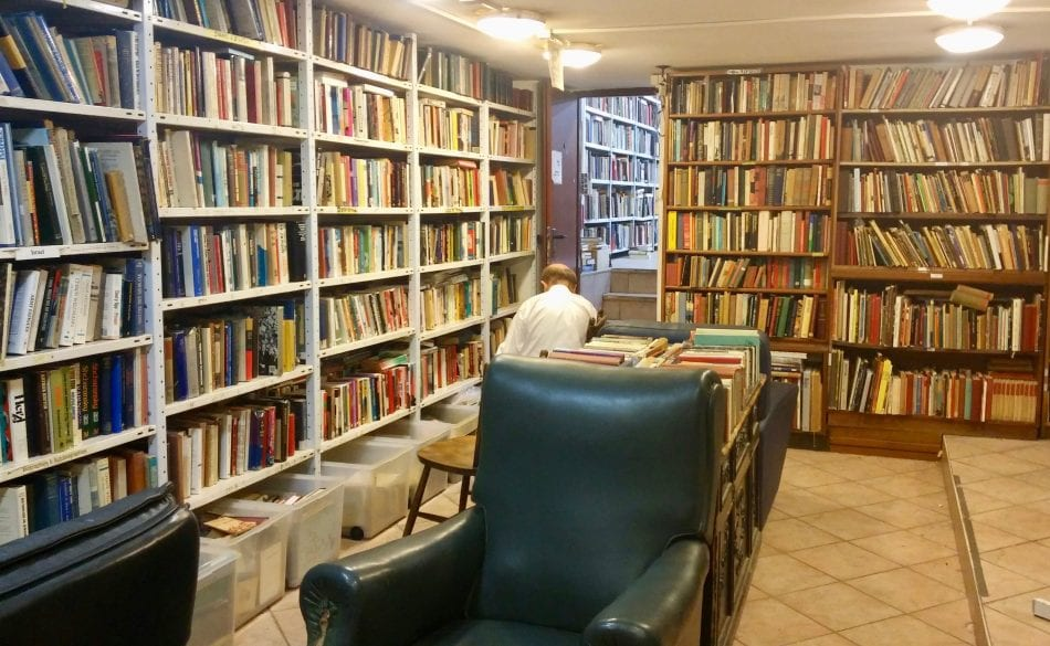 Book Gallery in Jerusalem