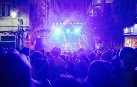 Jerusalem Street Party, Indie City