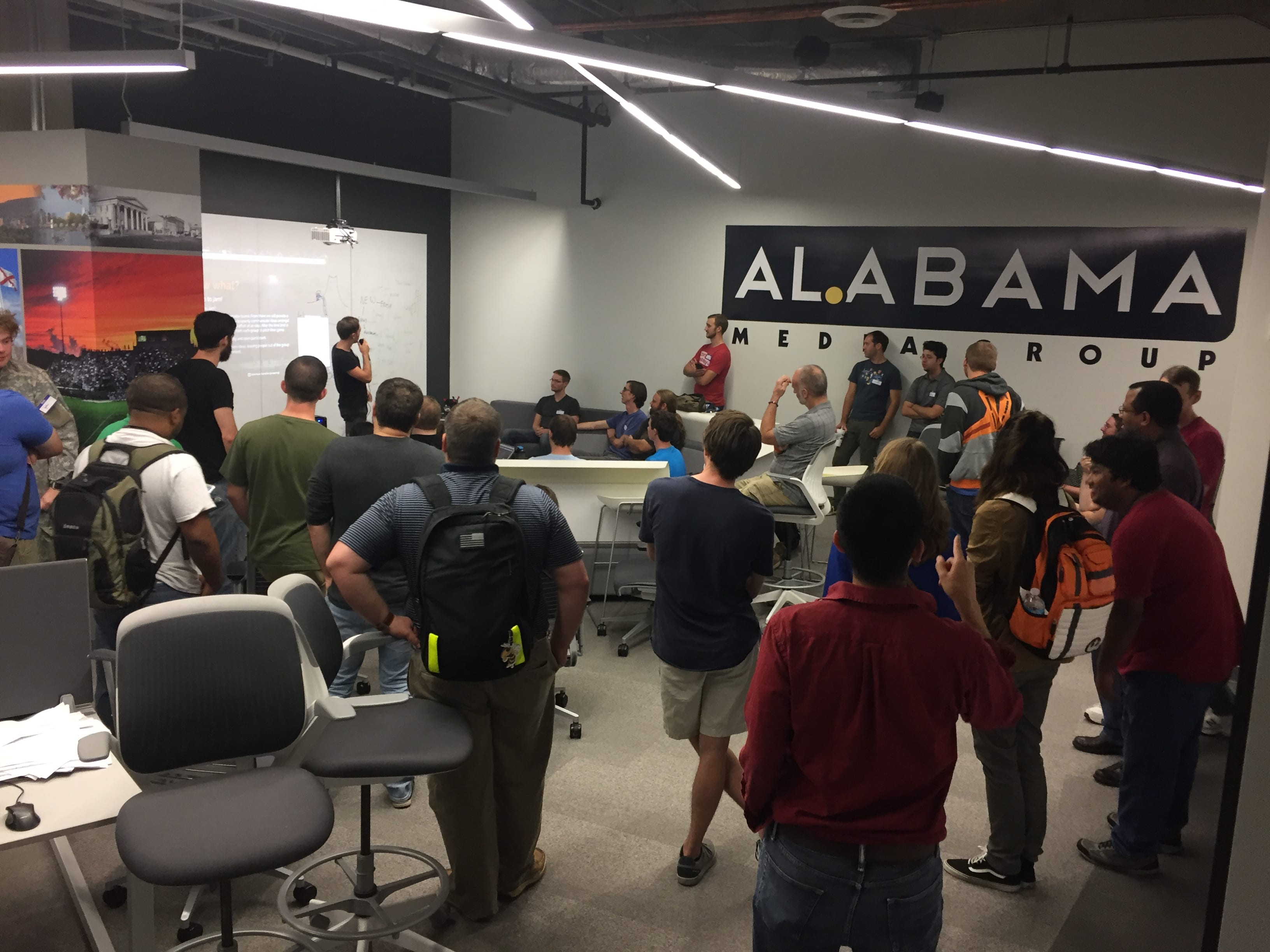 Huntsville Co-Working Night