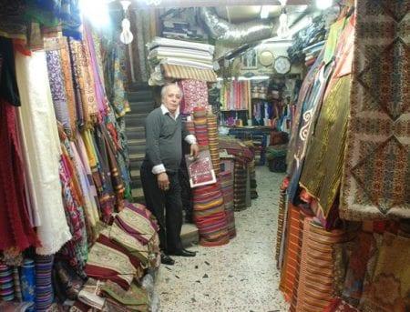 Markets & Craftsmen in Jersualem