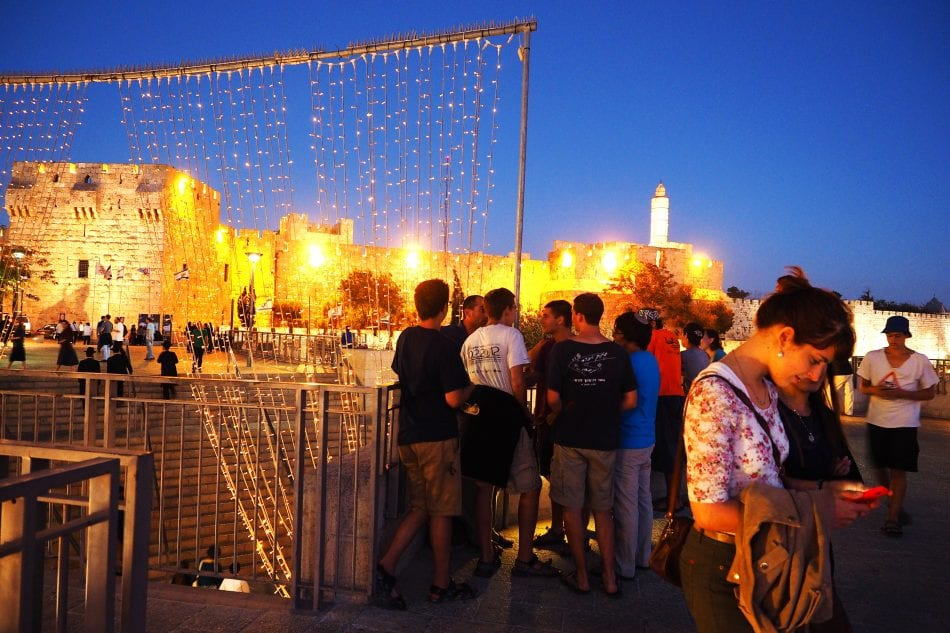 Tower of David Museum, Jerusalem