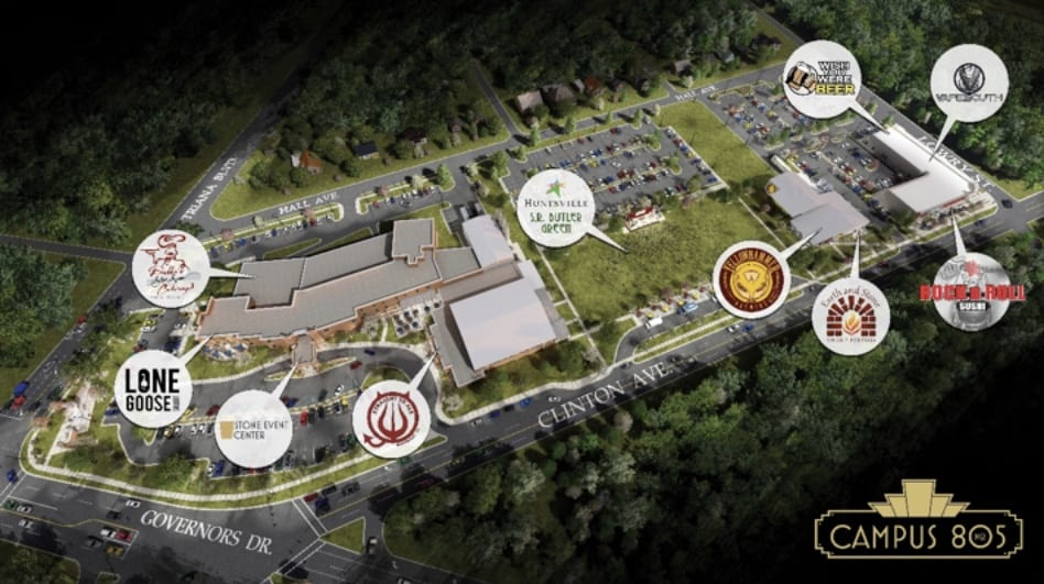 Campus 805, Huntsville