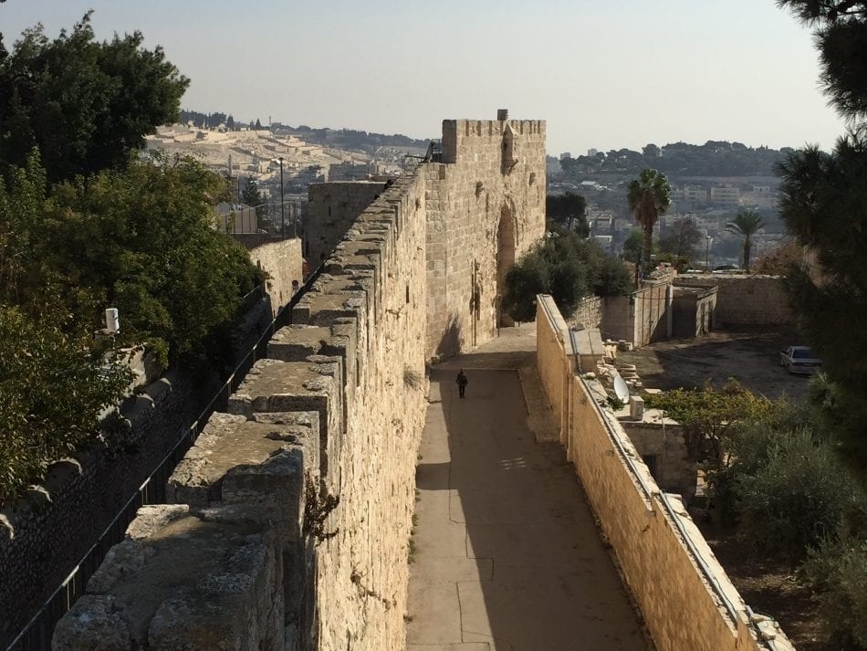 Citadel of King David, Jerusalem