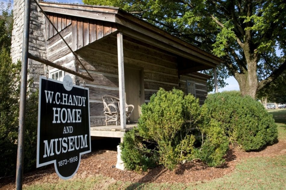 WC Handy Home & Museum