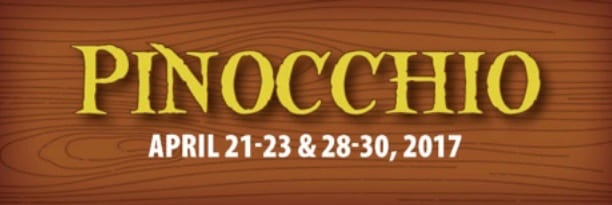 Pinocchio at Von Braun Center Playhouse in Huntsville