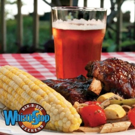 Huntsville's Whistlestop BBQ Weekend