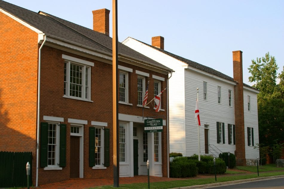 Constitution Village in Huntsville