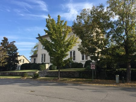 Huntsville's Spite House