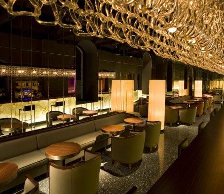 Mirror Bar at Mamilla Hotel
