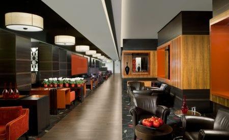 Dan Panorama Hotel Lobby