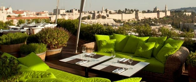 Mamilla Hotel - Luxury in the Heart of Jerusalem - TBEX - Travel ...