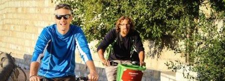 Sunrise Bike Tour hosted by Abraham Hostel