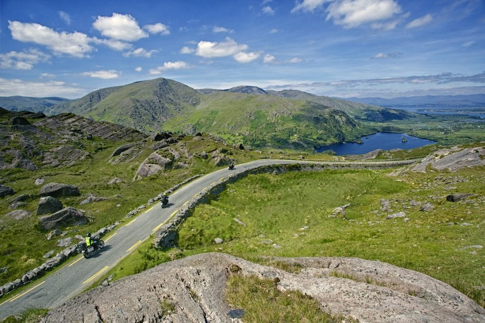 Healy Pass along the Wild Atlantic Way, Ireland