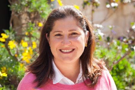 Joanna Shebson of Fun In Jerusalem