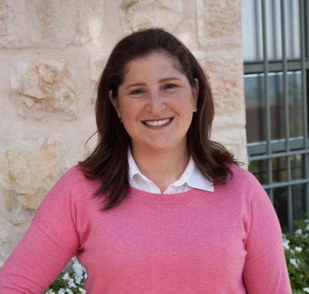 Joanna Shebson, Yemin Moshe