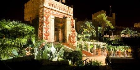 Jerusalem Night Spectacular, Tower of David Museum