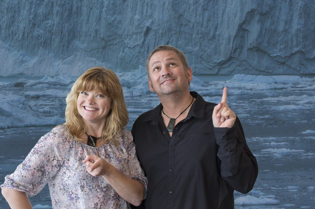 Dave & Deb of The Planet D